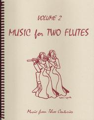 Music for Two Flutes, Volume 2