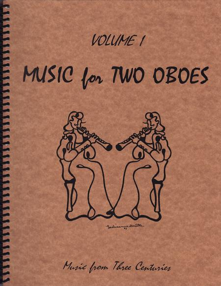Music for Two Oboes, Volume 1