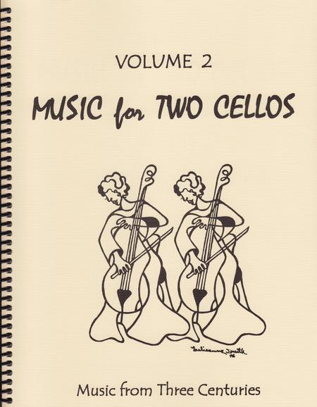 Music for Two Cellos, Volume 2