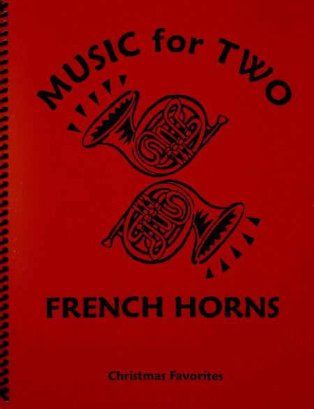 Music for Two French Horns, Christmas