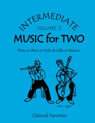 Intermediate Music for Two, Volume 2
