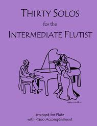 30 Solos for the Intermediate Flutist