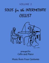 Solos for the Intermediate Cellist, Volume 2