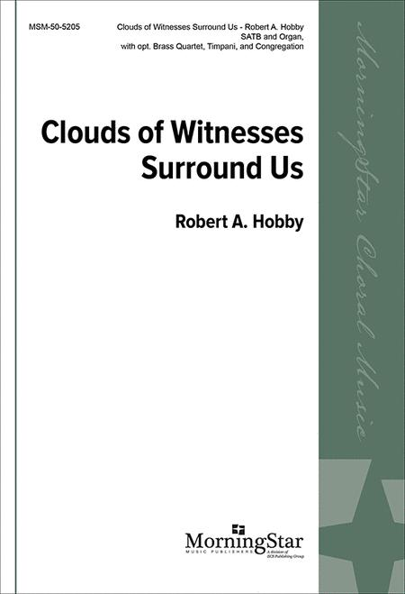 Clouds of Witnesses Surround Us (Choral Score)