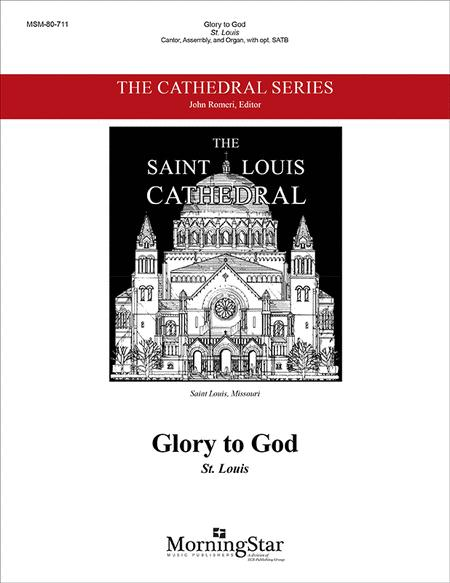 Glory to God from Saint Louis New Plainsong Mass