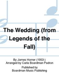The Wedding (from Legends of the Fall)