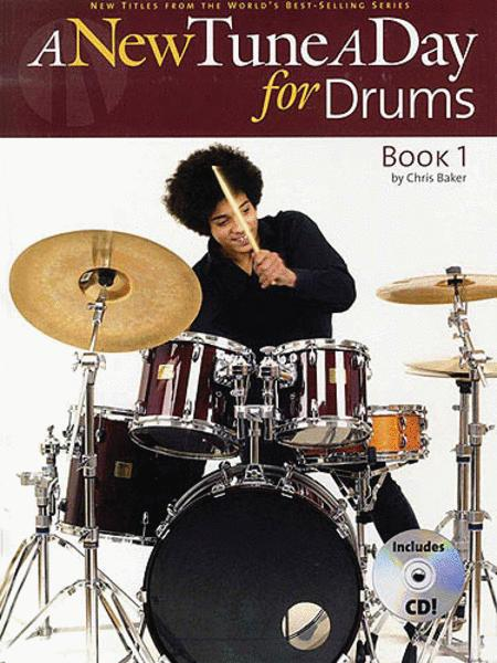 A New Tune a Day - Drums, Book 1