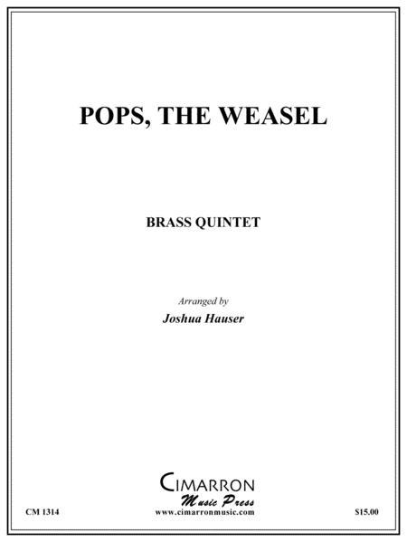 Pops, the Weasel