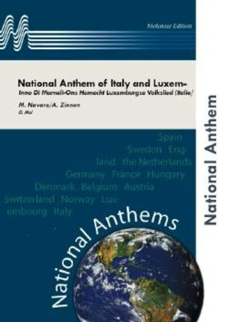 National Anthem of Italy and Luxembourg