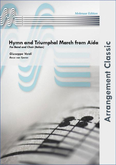 Hymn and Triumphal March from Aida