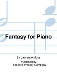 Fantasy For Piano