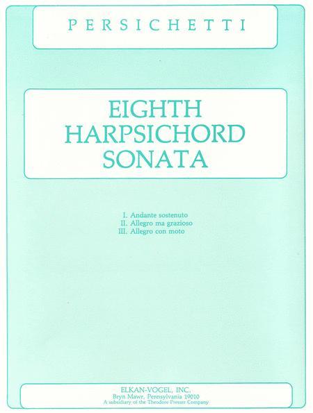 Eighth Harpsichord Sonata
