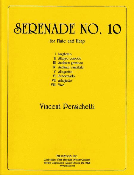 Serenade No. 10