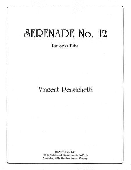 Serenade No. 12