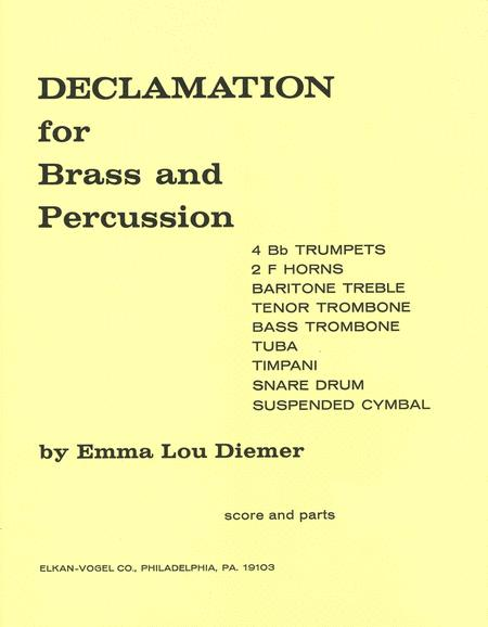 Declamation