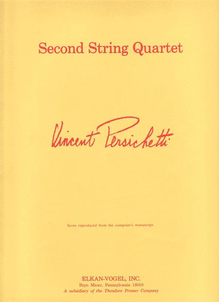 Second String Quartet