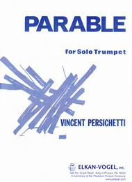 PARABLE FOR SOLO TRUMPET