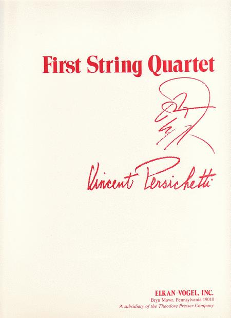 First String Quartet