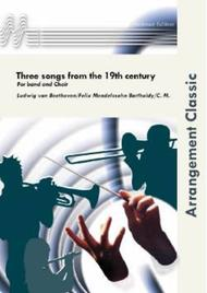 Three songs from the 19th century