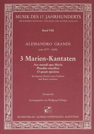 3 Marien-Kantaten