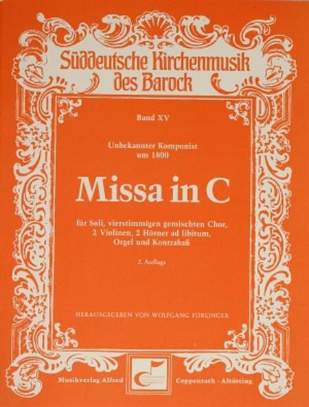 Mass in C (Missa in C)