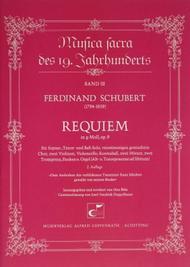 Requiem in g