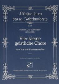 Four little sacred choirs