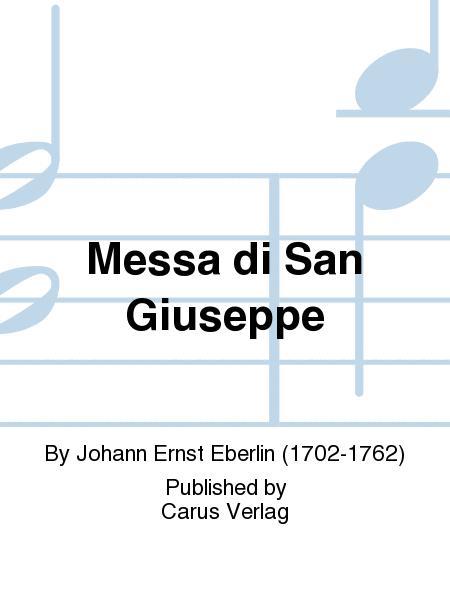 Messa di San Giuseppe
