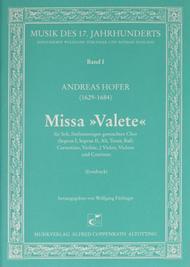 Missa Valete