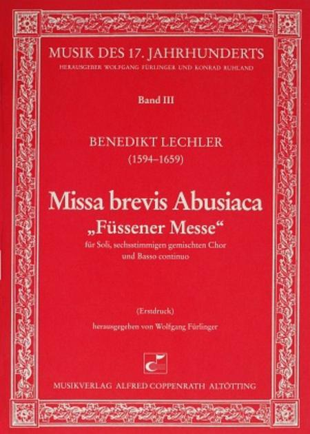 Missa brevis Abusiaca