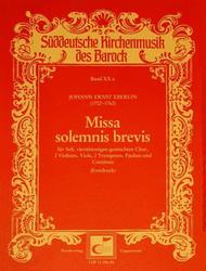 Missa solemnis brevis