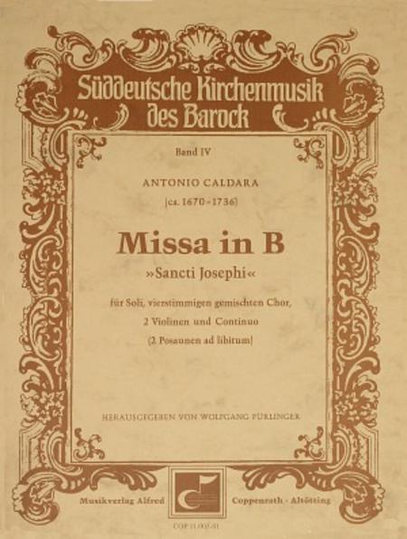 Missa in B