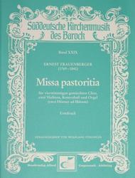 Missa pastoritia