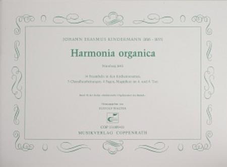 Kindermann: Harmonia organica