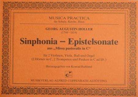 Sinphonia-Epistelsonate