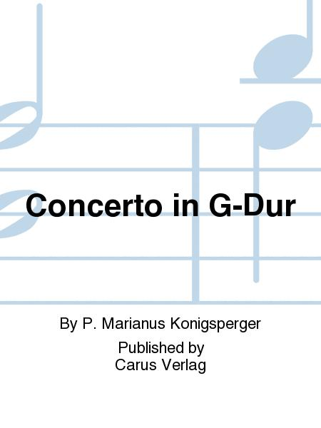 Concerto in G-Dur