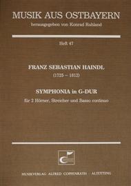 Symphonia in G-Dur