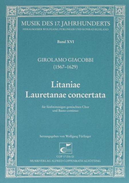 Litaniae Lauretanae concertata