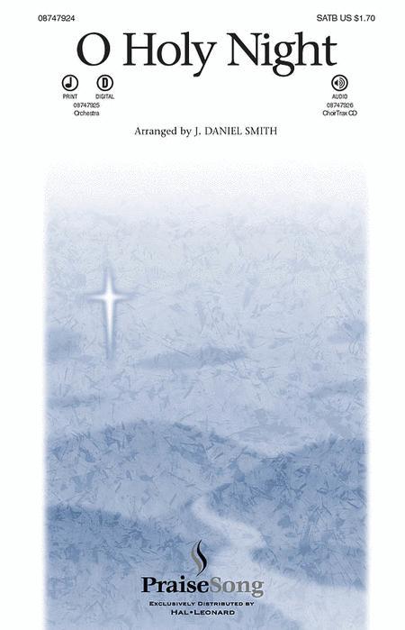 O Holy Night - ChoirTrax CD