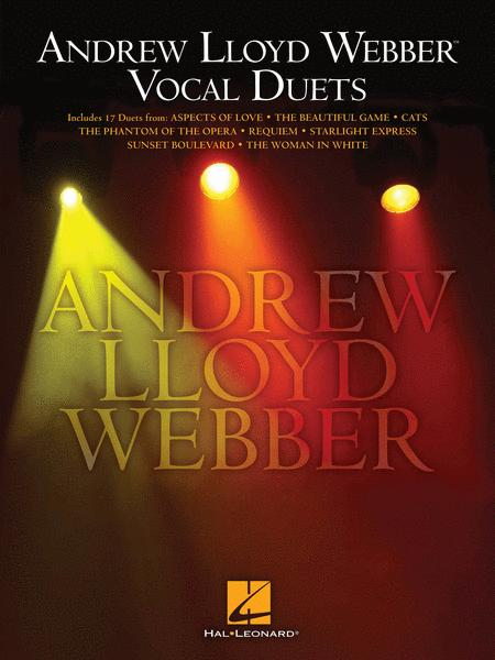 Andrew Lloyd Webber Vocal Duets