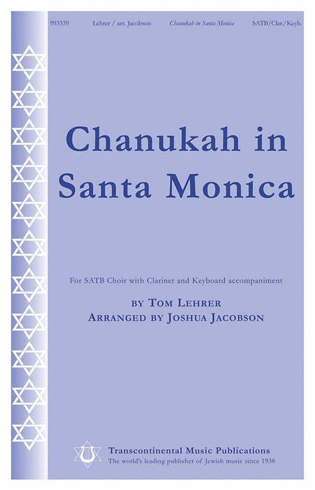 Chanukah in Santa Monica