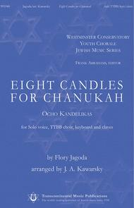 Eight Candles for Chanukah