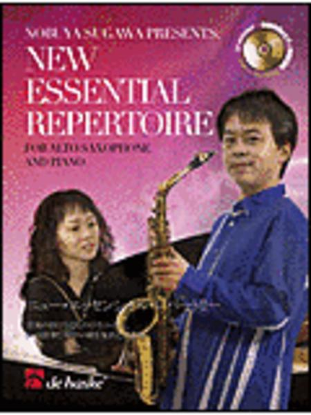 New Essential Repertoire for Alto Saxophone and Piano
