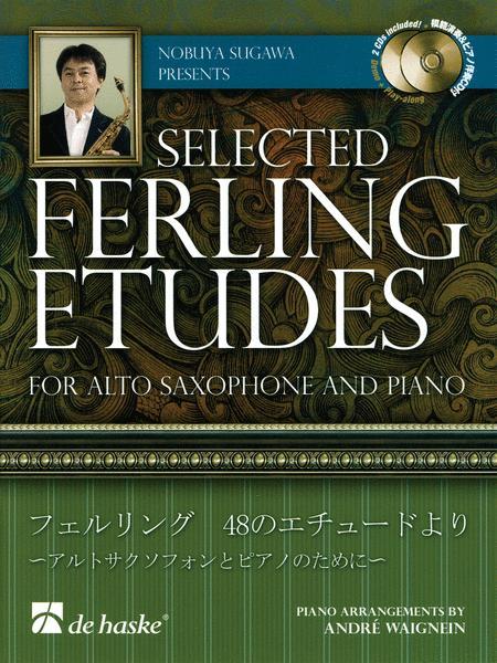 Selected Ferling Etudes for Alto Saxophone