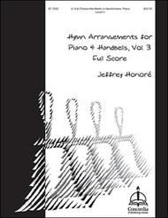 Hymn Arrangements for Piano & Handbells, Volume 3