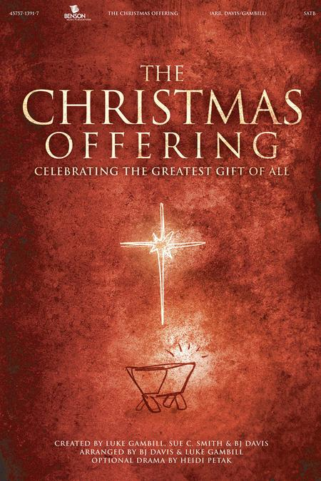 The Christmas Offering (Choral Book)