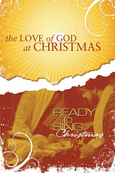 The Love Of God At Christmas (Listening CD)