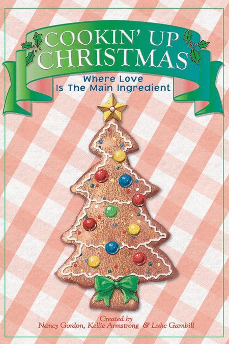 Cookin' Up Christmas (Split Track Accompaniment CD)