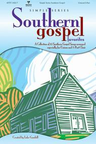 Simple Series Southern Gospel (Choral Book)