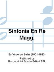 Sinfonia en Re Magg.